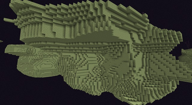 End Barrens Biome Minecraft