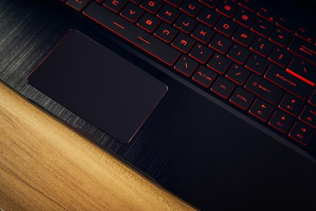 MSI GF series keyboard GF65