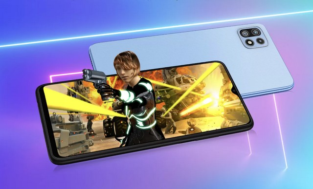 Samsung Galaxy F42 5G with Dimensity 700, 64MP Triple Cameras Launched in India