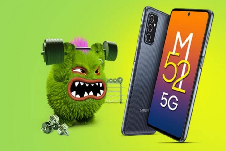 Galaxy M52 5G Launched in India feat.