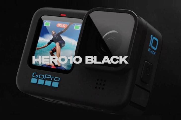 GoPro Hero 10 Black launched