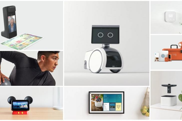 Here's Everything Amazon Launched at Its Fall Hardware Event