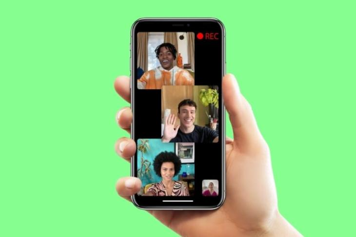 How to Record a FaceTime Call on iPhone and Mac