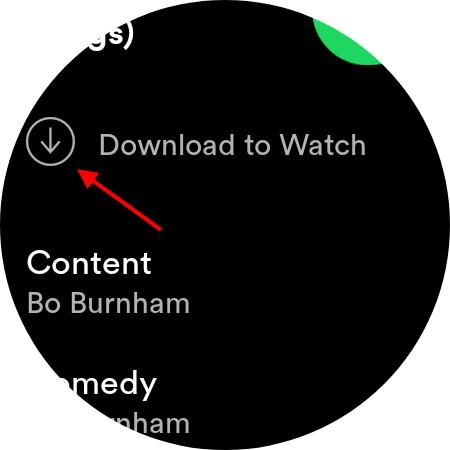 Spotify desgaste OS