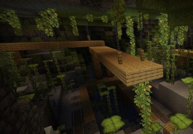 Lush Caves Minecraft