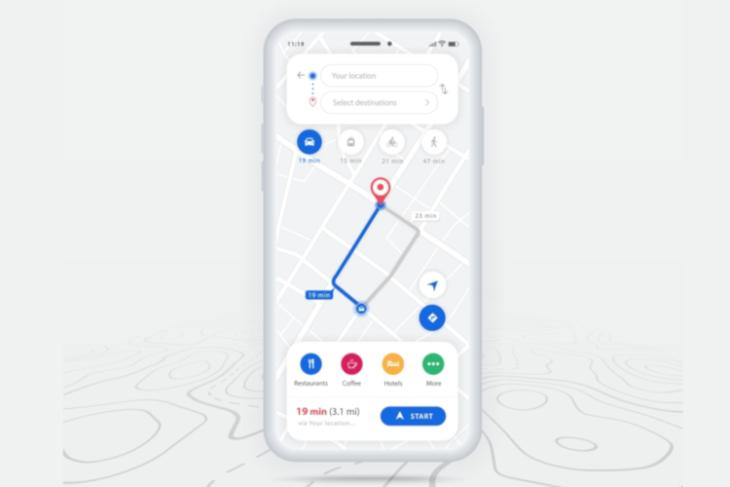 how to Measure Distance and Area in Google Maps