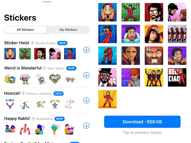 WhatsApp Gains New Money Heist Stickers Pack; Here's How to Download Them on iOS and Android