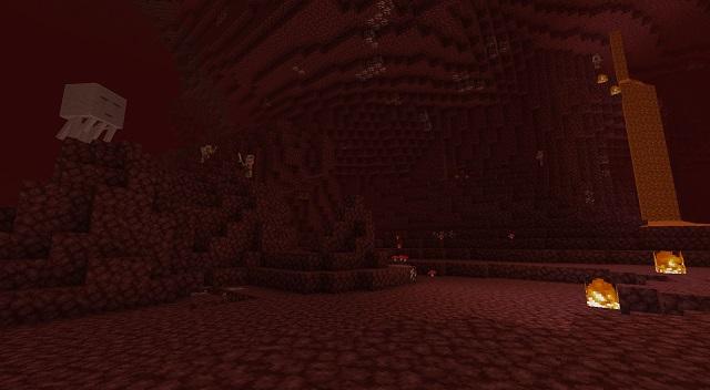 Nether Waste Biome Minecraft