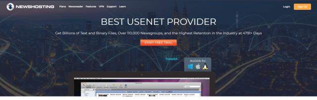 Newshosting best usenet providers