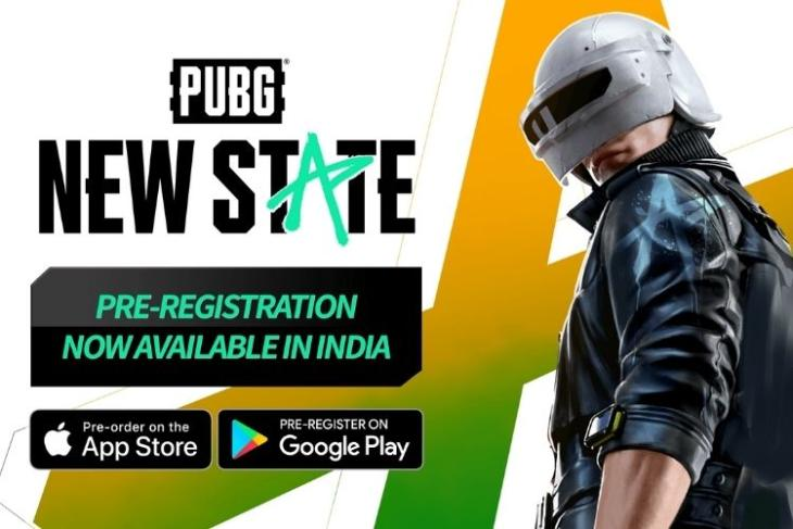 PUBG New State Pre-Registrations Now Open in India Ahead of October 8 Release