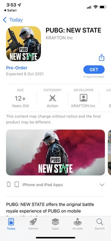 Krafton Opens Pre-Registrations for PUBG: New State in India Ahead of October 8 Release