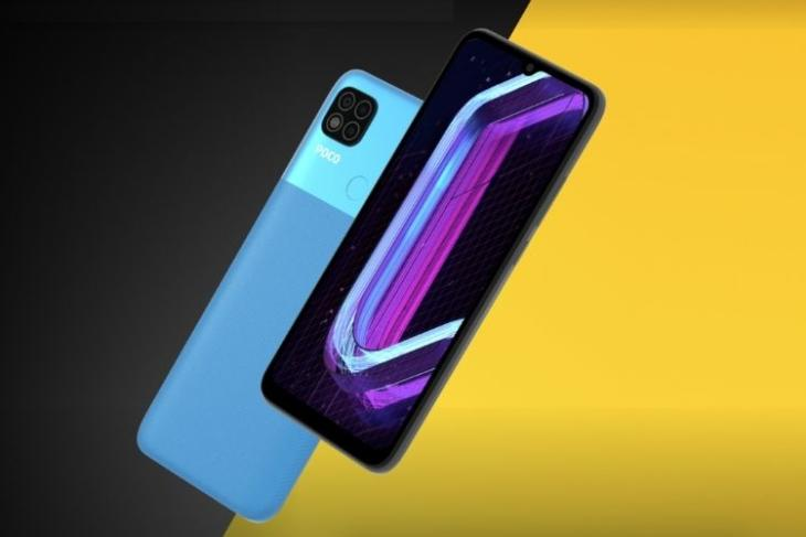 Poco C31 launched in India