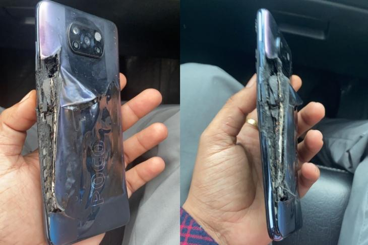 Poco X3 Pro Catches Fire and Explodes Only Two Months After Purchase