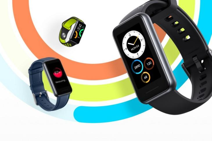 Realme Band 2 with 1.4-Inch Color Display, 90 Sports Modes Launched in Malaysia