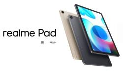Realme Pad launched in India