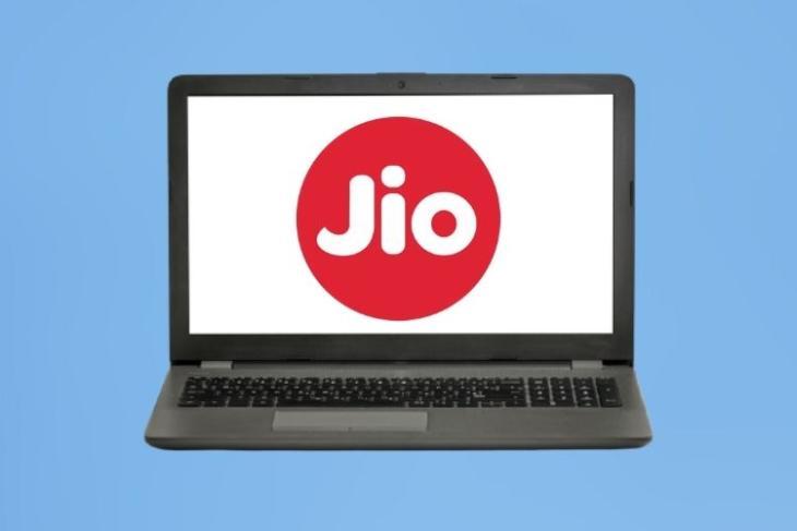 Reliance JioBook laptops india launch soon