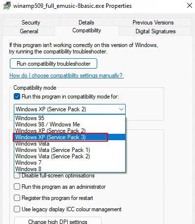 Alte Programme mit Windows 10 und 11 kompatibel machen