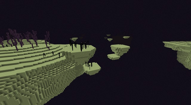 Small Islands End Minecraft