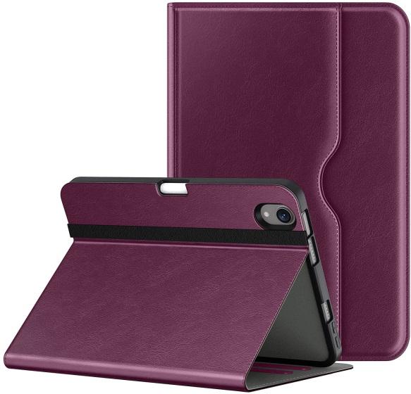 soke ipad mini 6 leather case