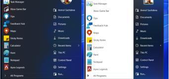 StartIsBack Is a Nifty App That Adds Windows 7 Start Menu, Taskbar Designs in Windows 11