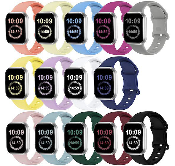 Swhas Silicone Watch Band