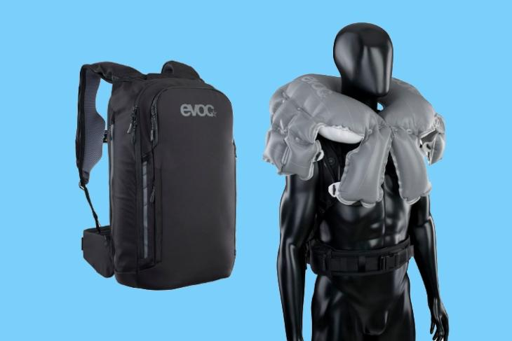 This Backpack Turns into an Airbag During a Crash in Less than a Second