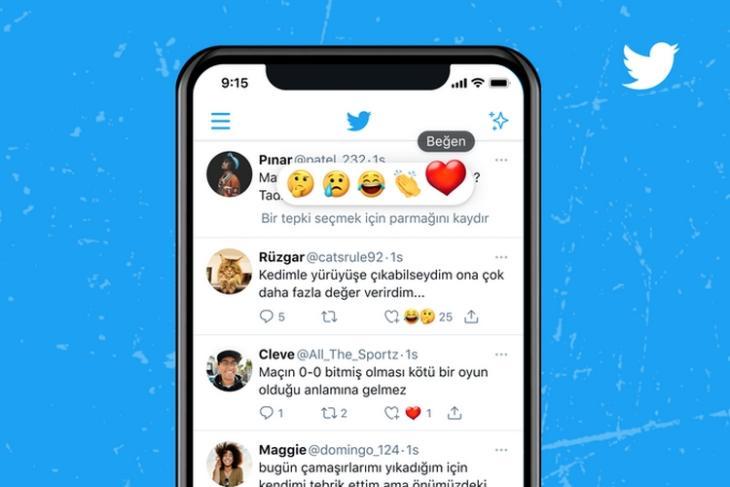 Twitter Tests Emoji Reactions on Tweets