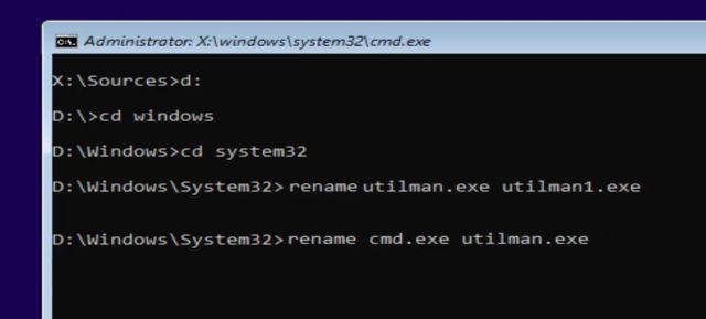 Reset the Windows 10 Administrator Password (2021)