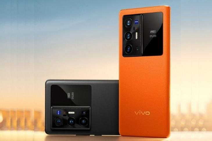 Vivo unveils in-house imaging chip for X70 series