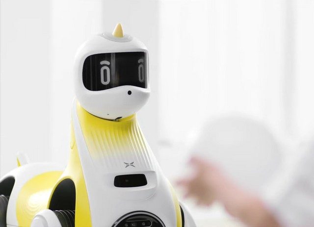 Chinese EV Company Develops AI-Based Unicorn Robot to Give Joyful Rides to Kids
