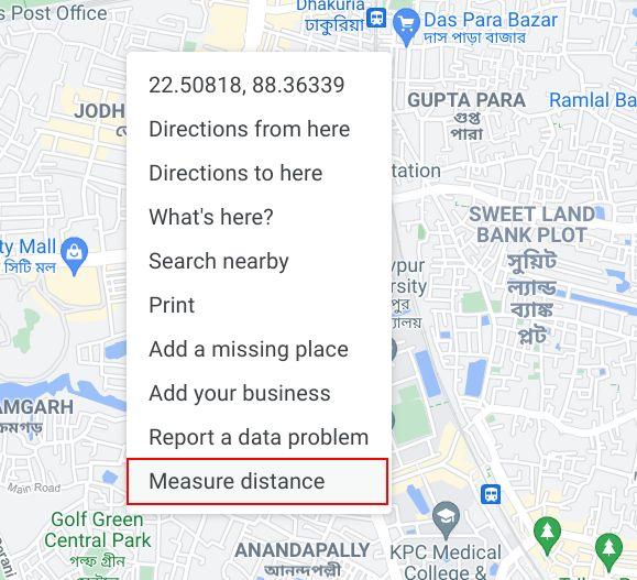 google maps desktop