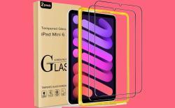 best ipad mini 6 screen protectors - good