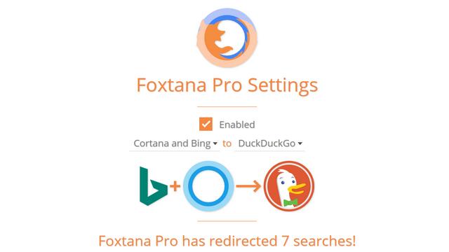 Foxtana Pro konfigurieren