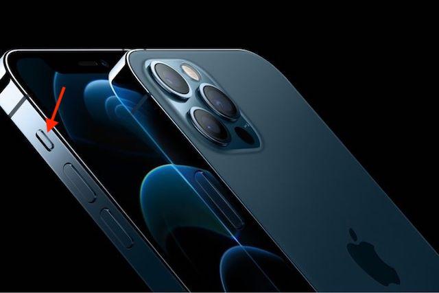 Stummschalter auf dem iPhone deaktivieren