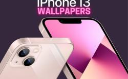 Download the Official iPhone 13 and 13 Pro Wallpapers from Right Here