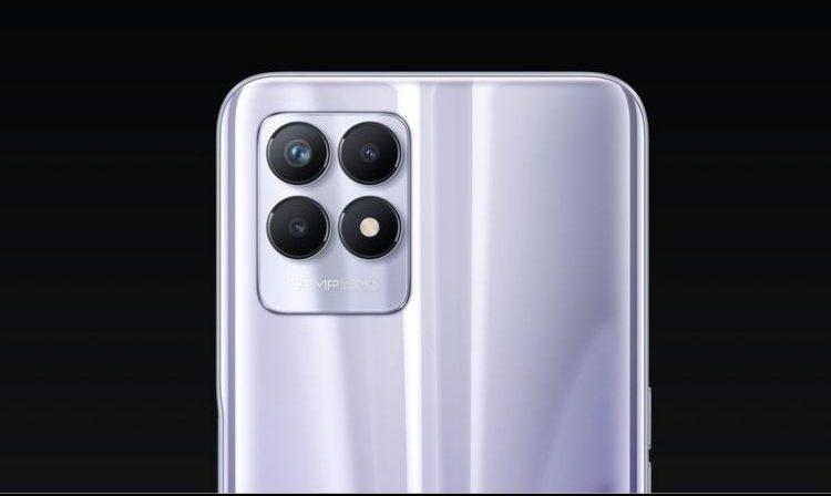 realme 8i cameras