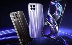 Realme 8i and Realme 8s 5G launched