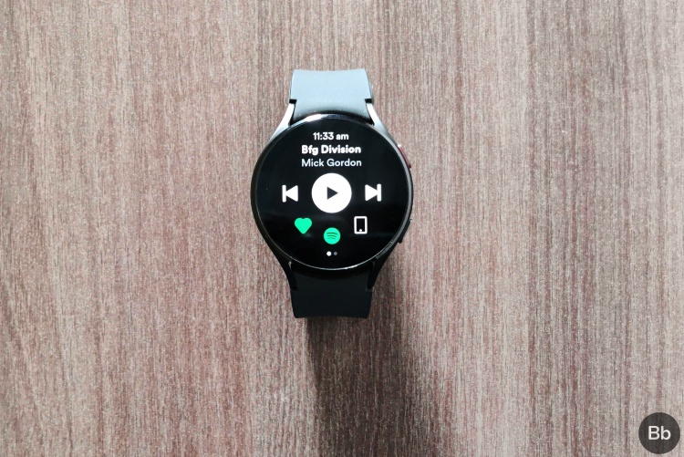 how to use spotify offline on wear os 3 smartwatches