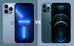 iPhone 13 Pro vs iPhone 12 Pro - should you upgrade?