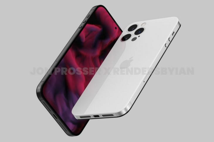Apple Likely to Ditch the Notch for a Punch-Hole Design in 2022 iPhone 14 Models
