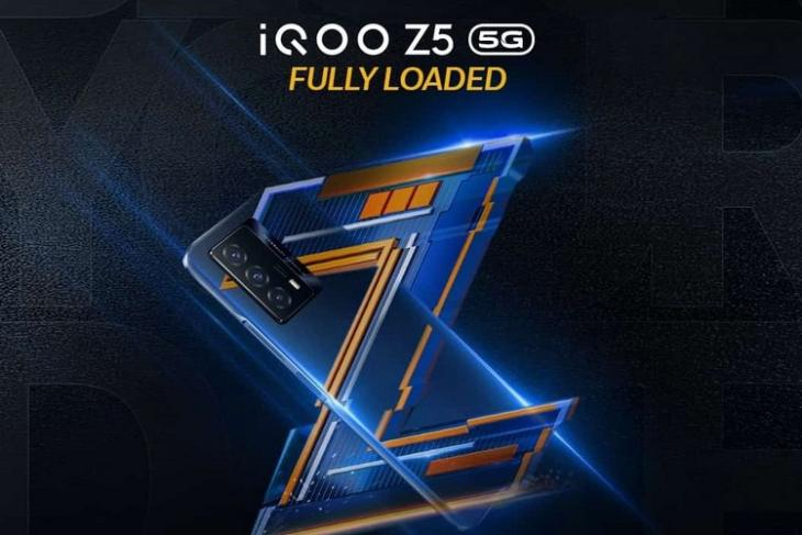 iQOO Z5 5G with Snapdragon 778G, 120Hz Display Will Launch on September 27 in India