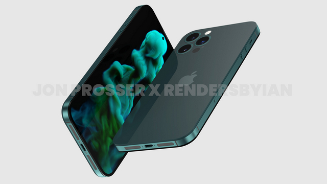 iphone 14 leak render