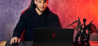 msi GF series strikes the perfect balance between work and gaming