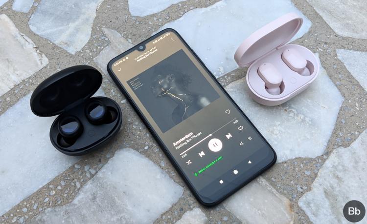realme buds q2 vs redmi earbuds 3 pro - sound quality