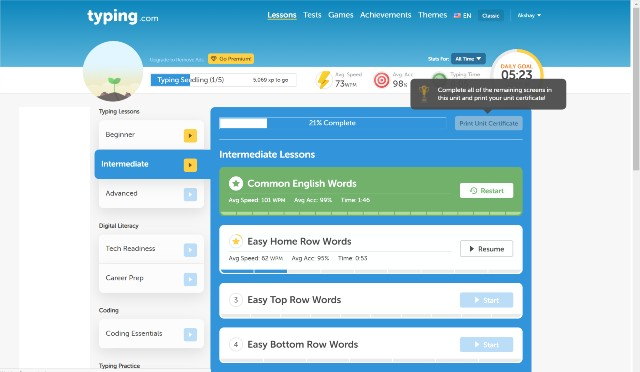 10 Best Tools and Websites to Learn Touch Typing