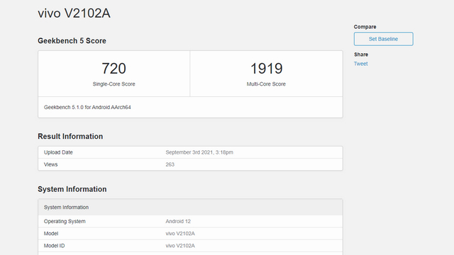 Qualcomm Snapdragon 898 Spotted on Geekbench