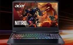 Acer nitro 5 - 11th-gen cpu, rtx 3050 discount during amazon india diwali sale