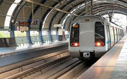 DMRC Launches Free Wi-Fi in Yellow Line Metro Stations in Delhi;