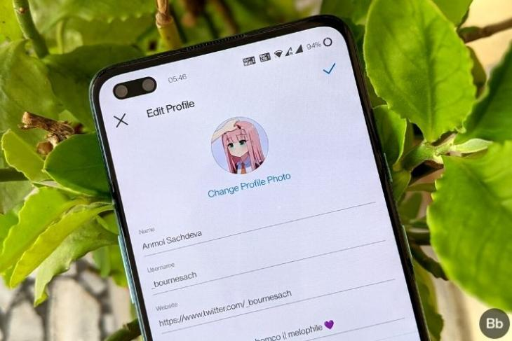 How to Change Your Name and Username on Instagram