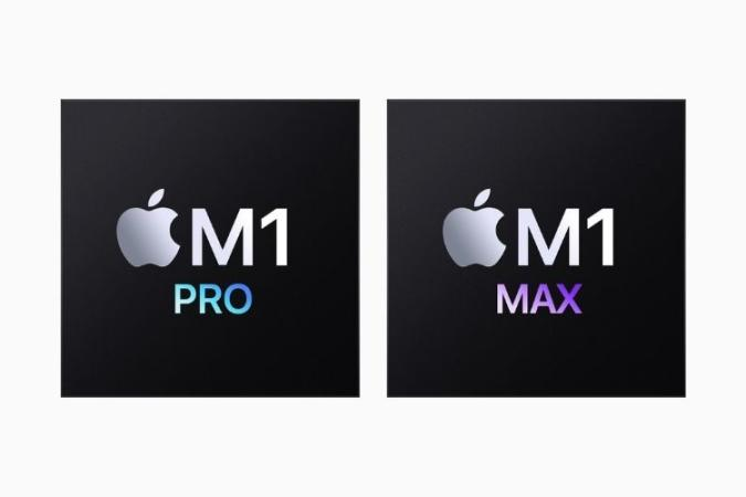 Meet M1 Pro and M1 Max, Apple's Next-Gen Chips for Macs
